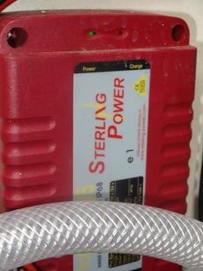 Sterling Power 240v/12v Pro Charger
