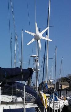 Rutland 914i Wind Turbine System