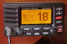Standard Horizon GPS VHF Radio