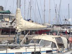 Sail bag, spray hood etc