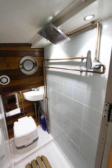 Brand new wet room