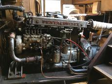 Volvo penta MD47B engine