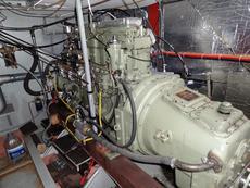 Gardner 6 engine