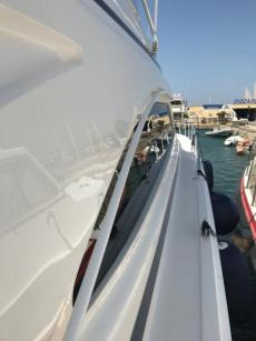 Starboard Side Detail
