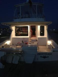 Cockpit Evening Lights