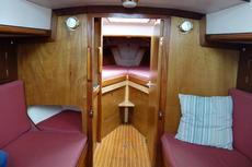 Forward interior