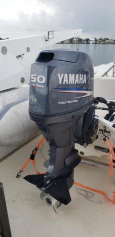 50 HP - Tender -Starboard Side U.D