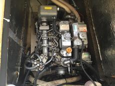 Engine Yanmar 3JH4e