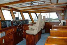 Pilothouse Helm View 1