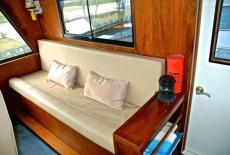 Pilothouse Guest Seating