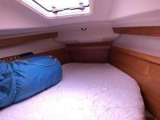 Cruising Spin in Forward Cabin