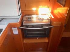 LPG Gas Stove and Oven