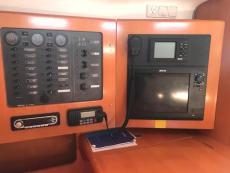 B & G 5000 System & GPS