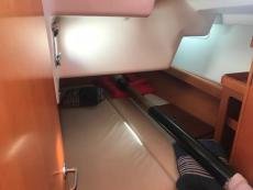 Port Aft Stateroom with Double Berth