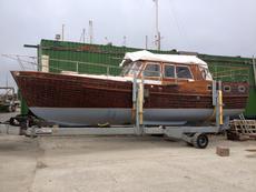 Stripped Hull