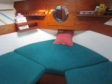 fore cabin berths