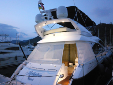 Carine Yachts  - Luxury Yacht Brokerage | Sunseeker Manhattan 60 2009 | Photo 30
