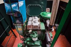Marine Lister HR2 with Blackstone gearbox