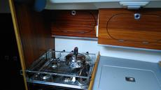 4 ring hob and oven