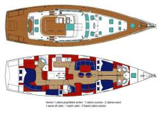Deck and Interior Layout