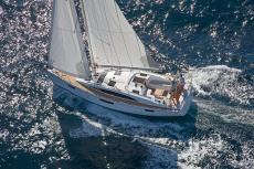 Manufacturer Provided Image: Bavaria Vision 42 Aerial View