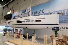 Similar Yacht at Düsseldorf Boat Show