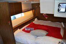 spacious aft cabins
