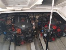 Engine compartment - Compartimento motor - Motorraum