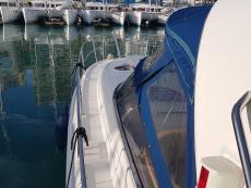 Side deck - Pasillos laterales - Seitengaenge