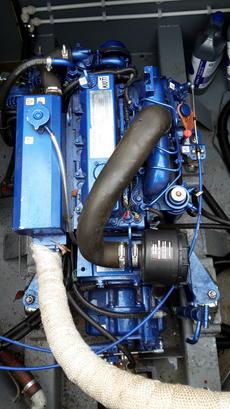 Engine canaline 52