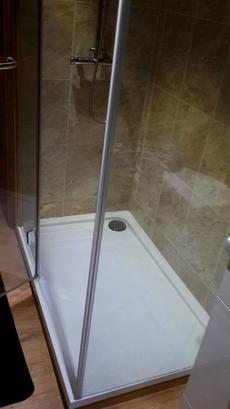 1.2mx700cm shower