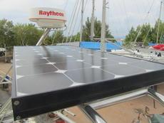 Radar Scanner/Solar Panel