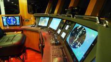 Pilothouse Console