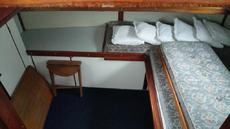 Aft cabin seating