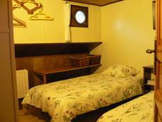 Twin En-suite Cabin