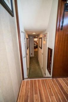 Companionway to Enginerooms, Master and Guest Stateroom