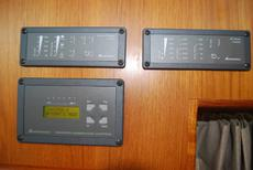 MasterVolt generator and inverter control panels