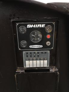 Deluxe engine control panel