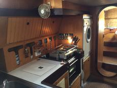Galley to Aft Cabin