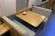 Pullman Style Dinette