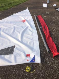 Radial sail