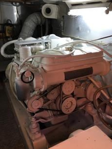 Port Engine (front)