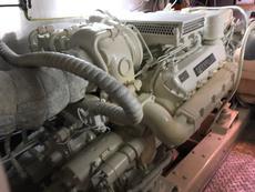 Port Engine (rear)
