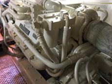 Stbd Engine (rear)