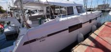 starboard hull view