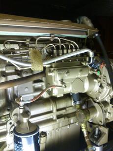 Main engine - Ford Dorset