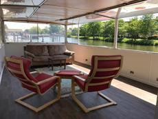 Summer Deck view aft