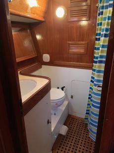 Aft Shower WC