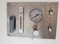 Water maker control in heads
