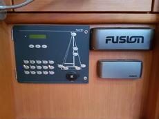 Electrics panel